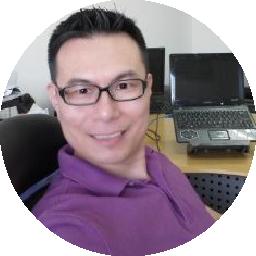 GTA Advisor Sanders Hsu
