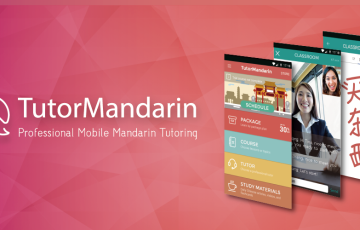 Google Play TutorMandarin Android APP