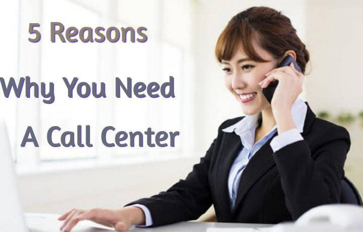 I need a call center for my business